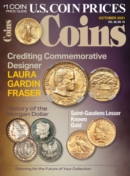 Coins October 01, 2021 Issue Cover