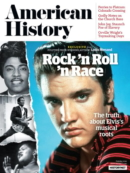 American History October 01, 2021 Issue Cover