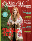 The Pioneer Woman | 12/1/2020 Cover