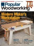Popular Woodworking | 5/1/2021 Cover