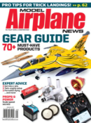 Model Airplane News September 01, 2021 Issue Cover