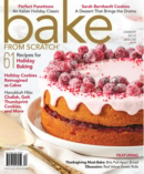 Bake From Scratch November 01, 2021 Issue Cover