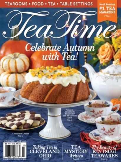 Tea Time September 01, 2021 Issue Cover