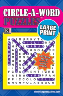 Circle-A-Word Large Print | 1/1/2025 Cover