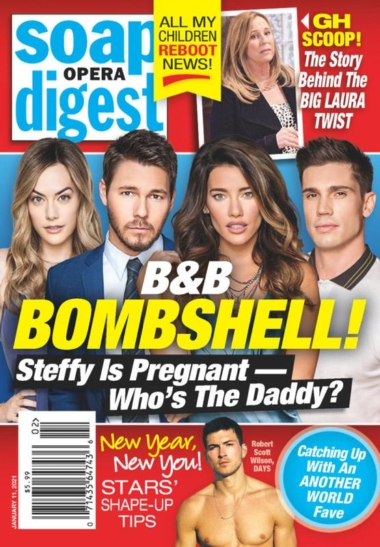 Soap Opera Digest | 1/11/2021 Cover
