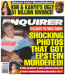 National Enquirer | 1/25/2021 Cover