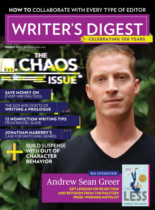 Writer's Digest   3/1/2020 Cover