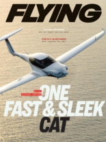 Flying June 01, 2021 Issue Cover