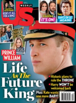 Us Weekly May 17, 2021 Issue Cover