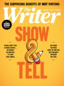 The Writer July 01, 2021 Issue Cover