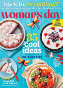Woman's Day August 01, 2021 Issue Cover
