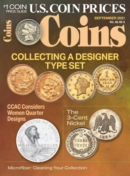 Coins September 01, 2021 Issue Cover