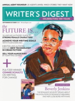 Writer's Digest September 01, 2020 Issue Cover