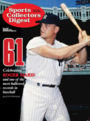 Sports Collectors Digest | 5/1/2021 Cover