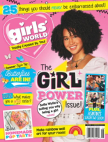Girls' World June 01, 2021 Issue Cover