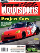 Grassroots Motorsports June 01, 2021 Issue Cover