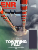 Engineering News Record September 27, 2021 Issue Cover