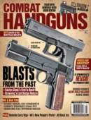 Combat Handguns | 1/1/2021 Cover