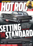 Hot Rod December 01, 2021 Issue Cover