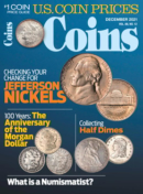 Coins December 01, 2021 Issue Cover