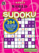 World Of Sudoku | 1/2025 Cover