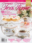 Tea Time | 3/1/2021 Cover