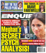 National Enquirer | 4/5/2021 Cover