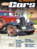 Old Cars October 01, 2021 Issue Cover