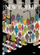 The New Yorker October 25, 2021 Issue Cover