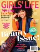 Girls' Life   4/1/2021 Cover