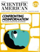 Scientific American November 01, 2020 Issue Cover