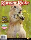 Ranger Rick October 01, 2021 Issue Cover