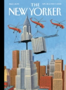 The New Yorker | 4/26/2021 Cover