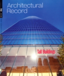 Architectural Record May 01, 2021 Issue Cover