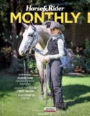 Horse & Rider July 01, 2021 Issue Cover