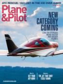 Plane & Pilot September 01, 2021 Issue Cover