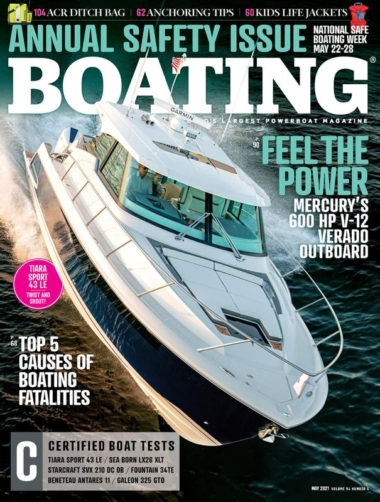 Boating | 5/1/2021 Cover