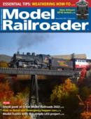 Model Railroader November 01, 2021 Issue Cover