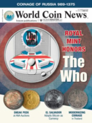 World Coin News August 01, 2021 Issue Cover