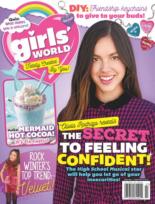 Girls' World | 3/2020 Cover