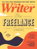 The Writer December 01, 2021 Issue Cover