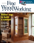 Fine Woodworking | 10/2020 Cover