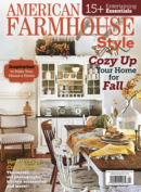 American Farmhouse Style October 01, 2021 Issue Cover
