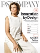 Fast Company October 01, 2021 Issue Cover