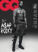 Gentlemen's Quarterly - GQ June 01, 2021 Issue Cover