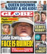 Globe   3/15/2021 Cover