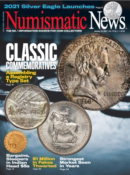 Numismatic News | 1/19/2021 Cover