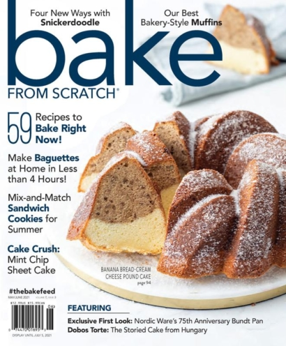 Bake From Scratch | 5/1/2021 Cover