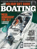 Boating | 11/2020 Cover