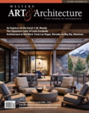 Western Art Architecture October 01, 2021 Issue Cover
